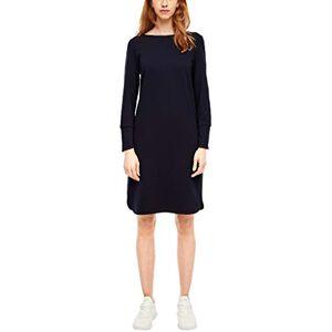 s.Oliver Women's 14.001.82.4991 Dress, Blue (Navy 5959), 8 (Size: 34)