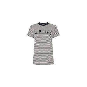 O'Neill Essentials STRP Women's Short Sleeve T-Shirt, Womens, Short0Sleeved T-Shirt, 0A7312, Multicoloured, S