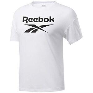 Reebok Women's Wor Sup Bl Tee T-Shirt, White, XS