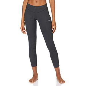 Jack Wolfskin Women's Sky Range Stocking Pants, Black, Size 6