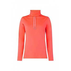 O'Neill s Clime Fleece Jacket, Fiery Coral, Large