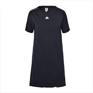 Kappa Women's YASNA Dress, White/Red/Blue, S