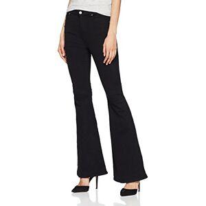 Dr Denim Dr. Denim Women's Macy Bootcut Jeans, Black, W27/L32 (Size: L/32)
