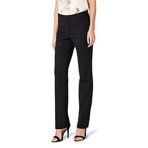 NYDJ Women's Jersey Trouser, Black, 6/L33 (Size: 6)
