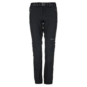 Kilpi Women's Hosio Hiking Trousers Black Size UK 6