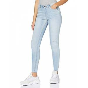 INSIDE Women's 1SJM17SL Jeans, 20, UK 6