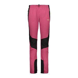 CMP Women's Damen Trekkinghose mit Melange Detail 30T6226 Trouser, Goji, D44