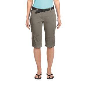 maier sports Kluane Women's Leggings Brown Teak Size:18