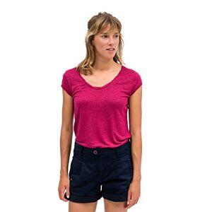 Oxbo3|#oxbow OxbOw M1teodora Women's T-Shirt, womens, OXV916291, Peony, FR : XS (Taille Fabricant : 0)