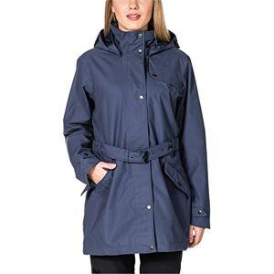 Jack Wolfskin Women's Muconda Coat, Blue Indigo, Medium