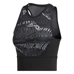 adidas Women's Otr Crop Sleeveless Top, Multicoloured, S