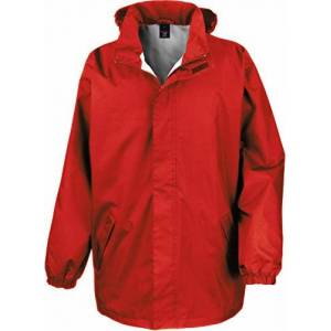 Result R206X Core Midweight Jacket, Red, 3X-Large