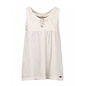 Protest Women's Flashy Vest Dark Off-white Seashell Size:6
