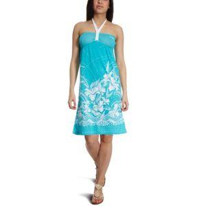 O'Neill Halterneck Womens Dress Blue Bird Large