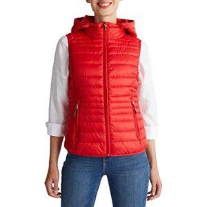 ESPRIT Women's 070EE1H301 Vest, 001/Black, M