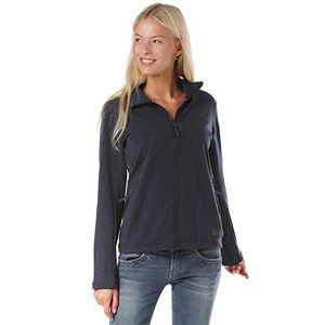 Jack Wolfskin Women's Jwp Midlayer Fleece Jacket, Night Blue, Size 6