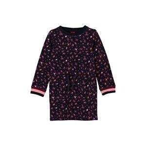 s.Oliver Girls' 403.10.010.20.200.2058590 Dress, Dark Blue, 3 Years