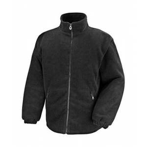 Result R219X Core Padded Winter Fleece, Black, X-Large