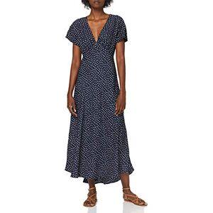 Pepe Jeans Women's Sara Casual Dress, Multicolour, Large