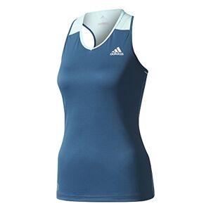 adidas Women's Club Tank T-Shirt, Multicoloured, Large
