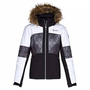 Kilpi Women's Elza Jacket, Black, UK 6