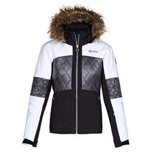 Kilpi Women's Elza Jacket, Black, UK 6