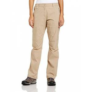 Regatta Women's Fellwalk STR Trousers-Nutmeg Cream, Size 12