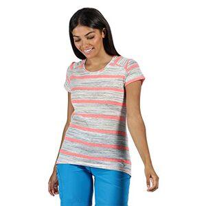 Regatta Women's Limonite IV T-Shirts/Polos/Vests, Neon Pink, Large