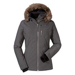 Schöffel Women's Ski Jacket Planica, asphalt, 34