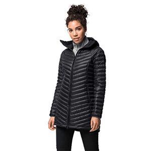 Jack Wolfskin Atmosphere Coat Women's Coat - Black, Large