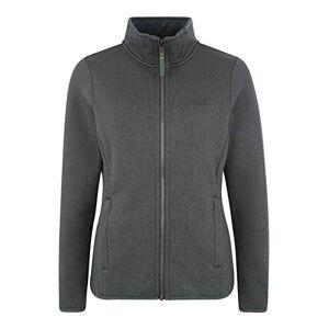 Jack Wolfskin Women's Natori Fleece Jacket, Greenish Grey, Size 6