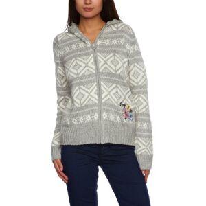 Roxy Montana Jacquard Women's Shirt Heather Grey Large
