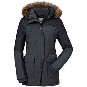 Schöffel Women's Insulated Tingri1 Jacket, Asphalt, Size 34