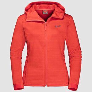Jack Wolfskin Women's Morning Sky Fleece Jacket, Green Haze, Size 6