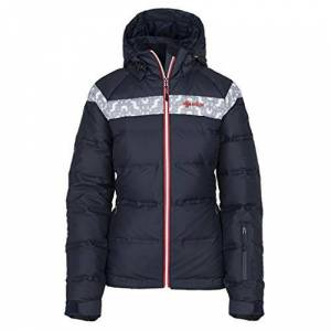 Kilpi Women's Synthia Ski Jacket Dark Blue UK 6