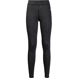 Jack Wolfskin Women's Arctic Xt Stocking Pants, Black, Size 6