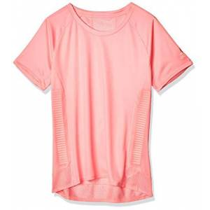 adidas Women's 25/7 RUNR Shirt, Rosglo, Medium