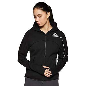 adidas W Zne Hd Sweatshirt - Black, Small