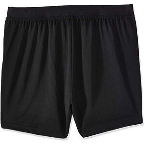 adidas Women's Design 2 Move 3-Stripess Shorts, Black, X-Large