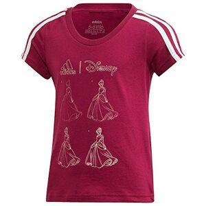 adidas Unisex_Child LG DSNY TEE T-Shirt, Multicoloured (bayint/White), 140 (9/10 AÃ'OS)