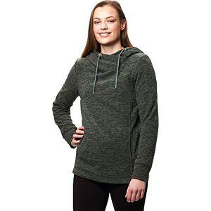 Regatta Women's Kizmit II Lightweight Cowl Neck Hooded Fleece, Balsam Green, 16 (Manufacturer Size: L)