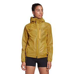 adidas Women's Agr Regenjacke Rain Jacket, Leggld, XL