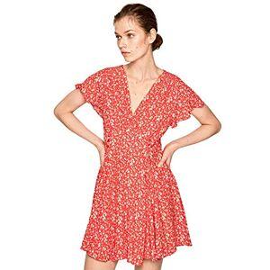 Pepe Jeans Women's Dress, Multicolour (Multi 0Aa), Large