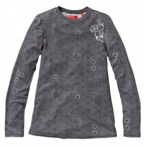 O'Neill 1St Layer Women's Thermo Top - Grey Aop, Small