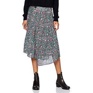 Pepe Jeans Women's Helena Skirt, Multicolour, Large