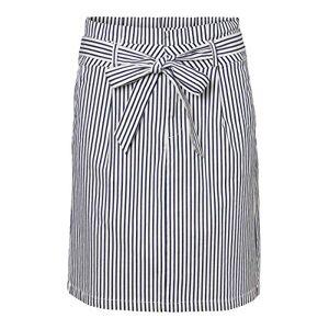 Vero Moda Nos Vero Moda Women's Vmeva Hr Paperbag Cot Ps Skirt Noos Ga, Snow White, X-Large