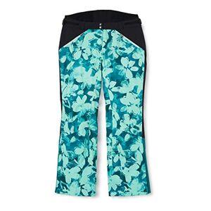 HEAD Sol Pants Women's Overalls, Womens, Overalls, 824060-YKBK3XL, Multicoloured, XXX-Large