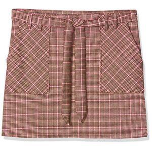 Springfield 6.0.franq.mini Cuadros Skirt Women's, Multicolor (Multicolor 77) Large (Manufacturer's size:L)