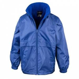 Result R203J Core Jacket, Royal, Small/Size 5/6