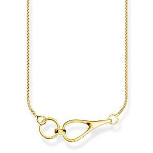 Thomas Sabo Women Sterling Silver Not Applicable Necklace - KE1855-413-39-L45v